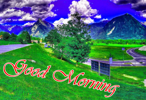 NATURE GOOD MORNING PICS IMAGES PHOTO WALLPAPER DOWNLOAD
