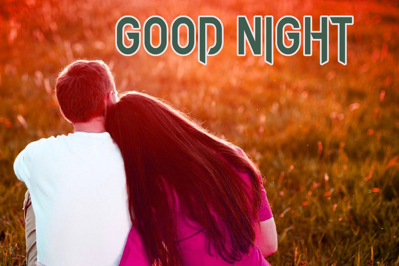 GOOD NIGHT IMAGES FOR LOVER / LOVE COUPLE  IMAGES PHOTO PICS DOWNLOAD