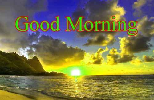 HD GOOD MORNING IMAGES PICTURES WALLPAPER DOWNLOAD