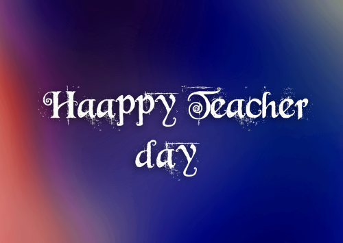 HAPPY TEACHERS DAY IMAGES WALLPAPER PHOTO FREE HD
