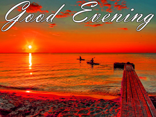 LATEST NEW GOOD EVENING IMAGES WALLPAPER PHOTO HD