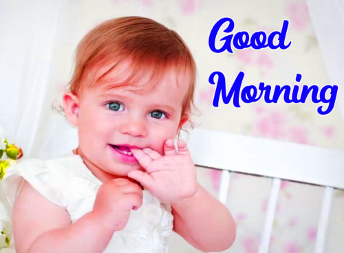 VERY CUTE GOOD MORNING IMAGES PHOTO PICS FREE HD