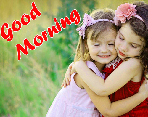 VERY CUTE GOOD MORNING IMAGES PICTURES FREE HD