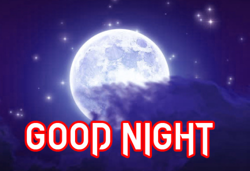 HIM & HER GOOD NIGHT IMAGES PICTURES PICS FOR WHATSAPP