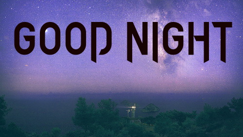 HIM & HER GOOD NIGHT IMAGES PICS PHOTO HD