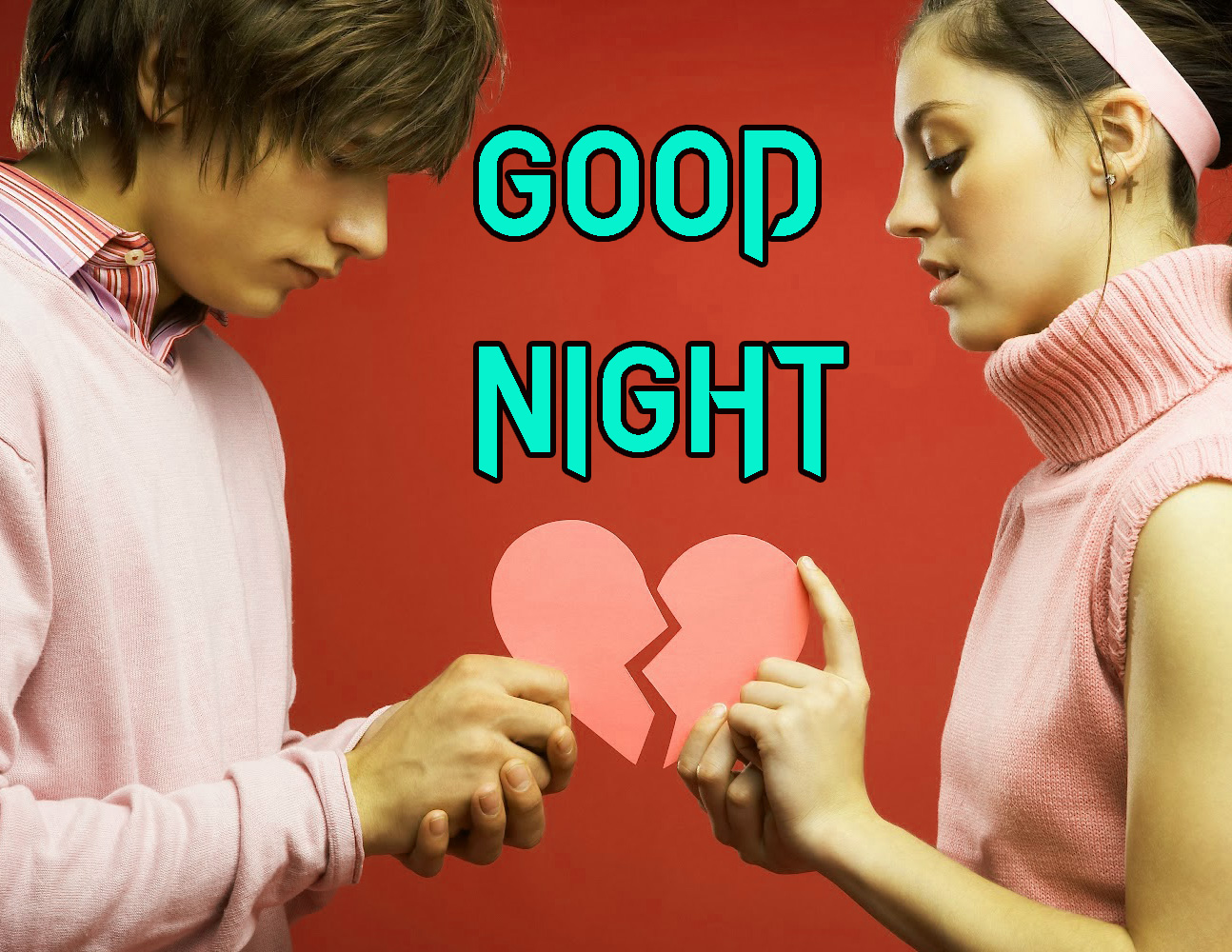 BOYFRIEND & GIRLFRIEND LOVER GOOD NIGHT IMAGES PHOTO WALLPAPER FOR WHATSAPP