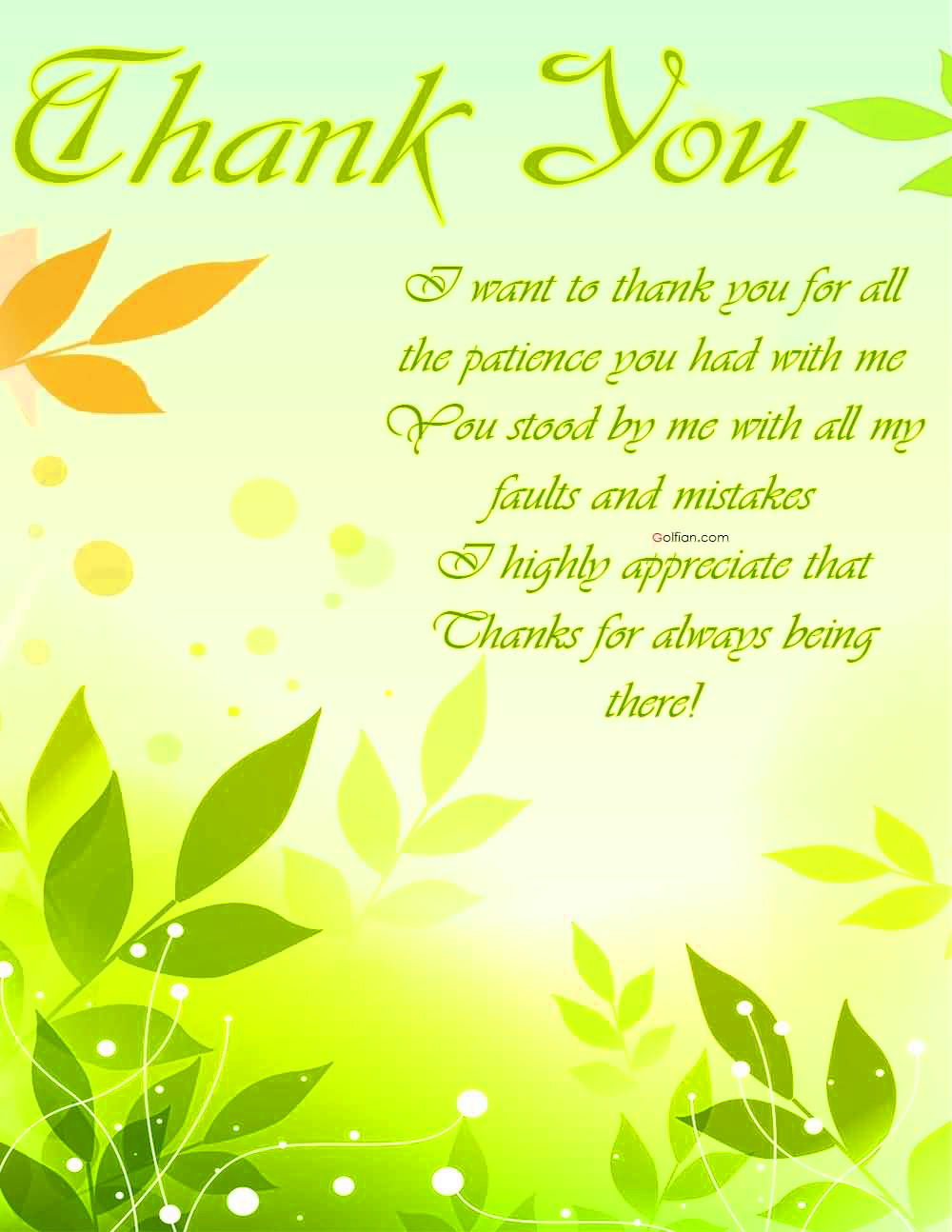 Appreciation Thank You Quotes Images (102)