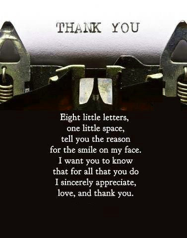 Appreciation Thank You Quotes Images (29)