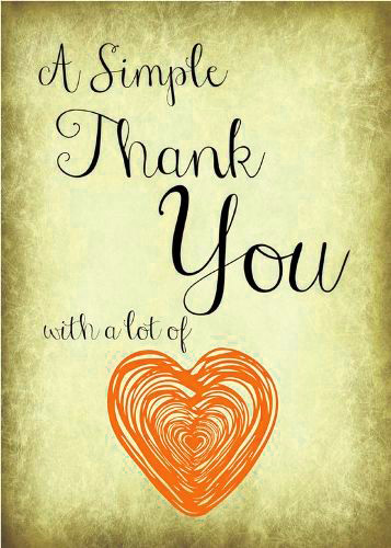 Appreciation Thank You Quotes Images (32)