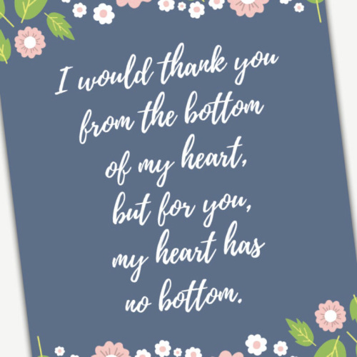Appreciation Thank You Quotes Images (48)