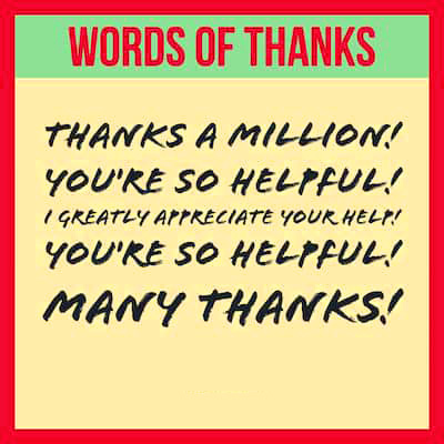 Appreciation Thank You Quotes Images (69)