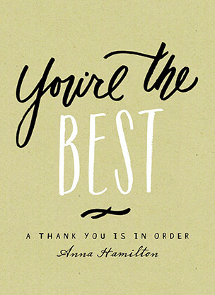Appreciation Thank You Quotes Images (78)