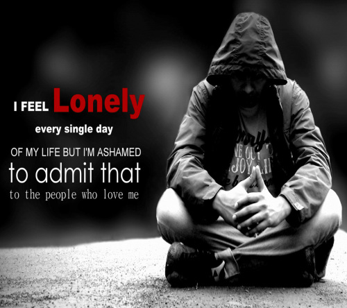 SAD ALONE IMAGES WITH HINDI ENGLISH QUOTES FOR DP PICTURES PICS FREE HD