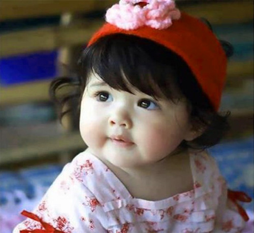 CUTE BABY DP FOR WHATSAPP PROFILE IMAGES WALLPAPER PHOTO HD