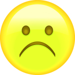 Sad emoji Whatsapp Dp Images Pics Wallpaper 548+ sad emoji dp