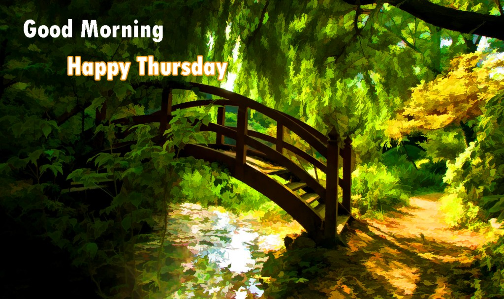 Good Morning Thursday Photo Images Wallpaper Photo Pics HD Free Download