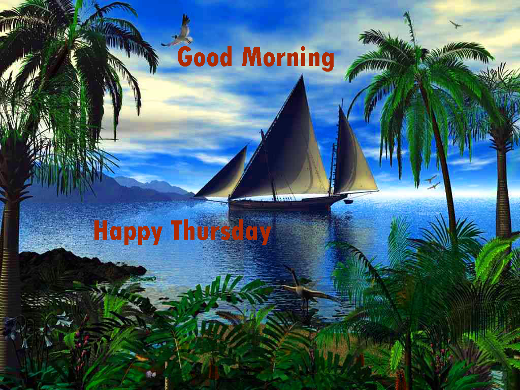 Good Morning Thursday Images Wallpaper Photo Pics Free Download