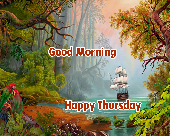 Good Morning Thursday Photo Images Wallpaper Pics HD Download