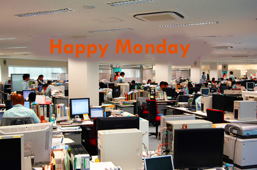 open-officemondaymornign
