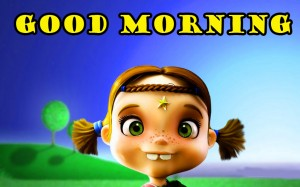 Funny Good Morning Photo Images Wallpaper HD Download