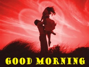 Romantic Husband Good Morning Photo Pictures HD