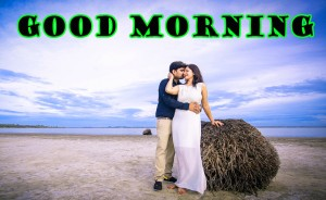 Romantic Husband Good Morning Wallpaper Pictures Images Free Download