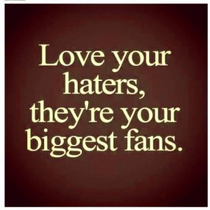 Love Haters Quotes With Wallpaper Pics Pictures Photo HD