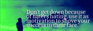 Love Haters Quotes With Wallpaper Pics Pictures Photo Download