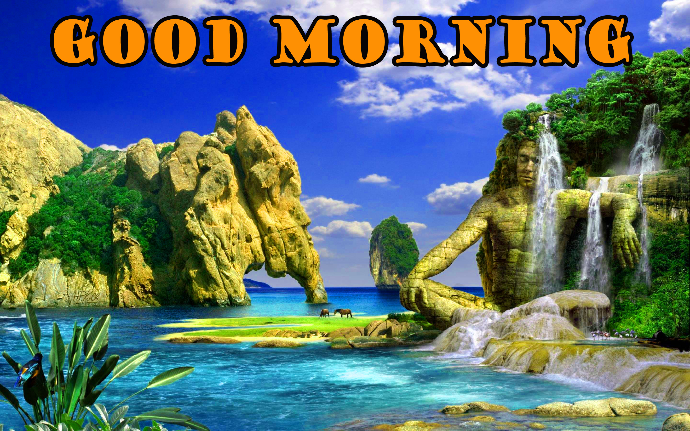 Good Morning Nature Wallpaper Pictures Images Free HD