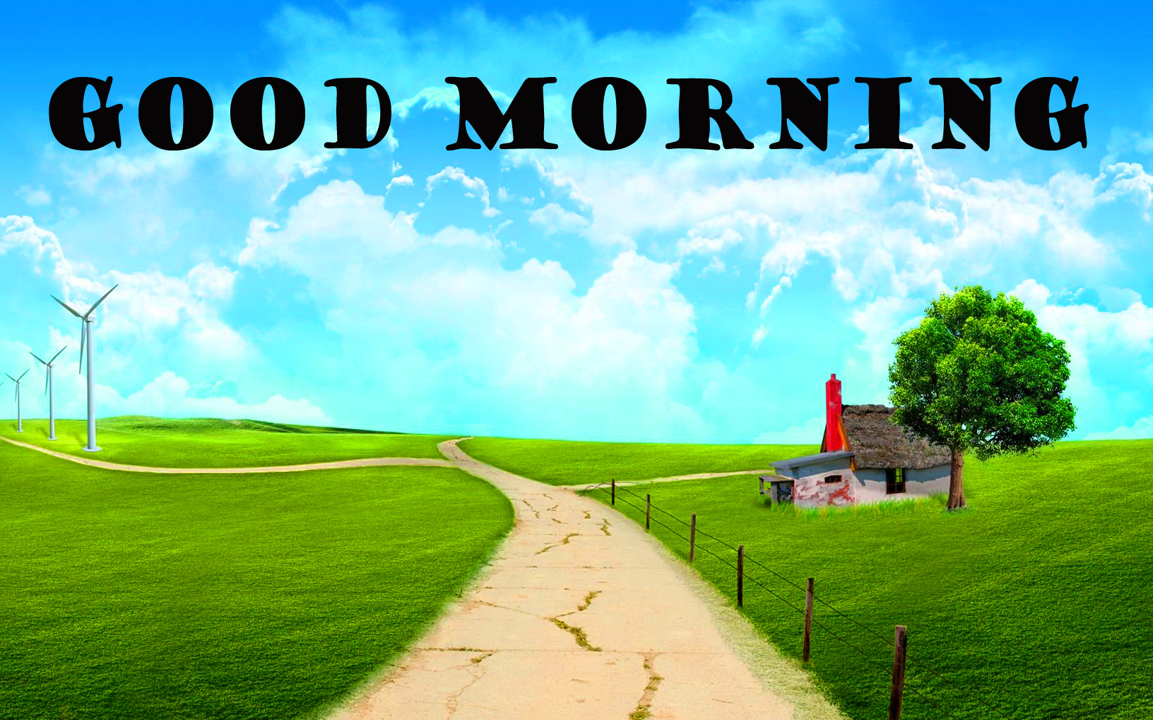 Good Morning Nature Images Pictures For Whatsapp