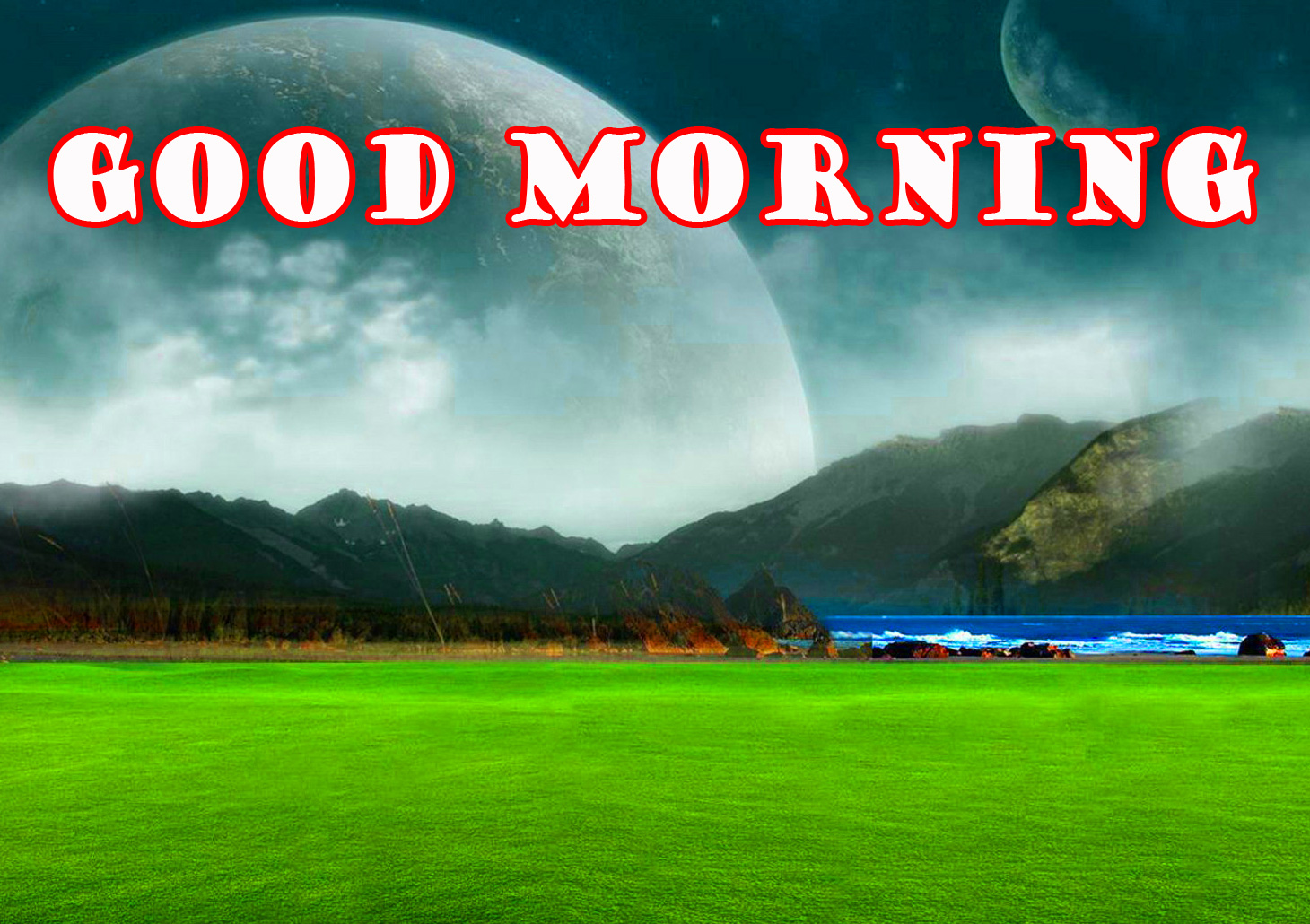 Good Morning Nature Pictures Images Photo Free HD Download
