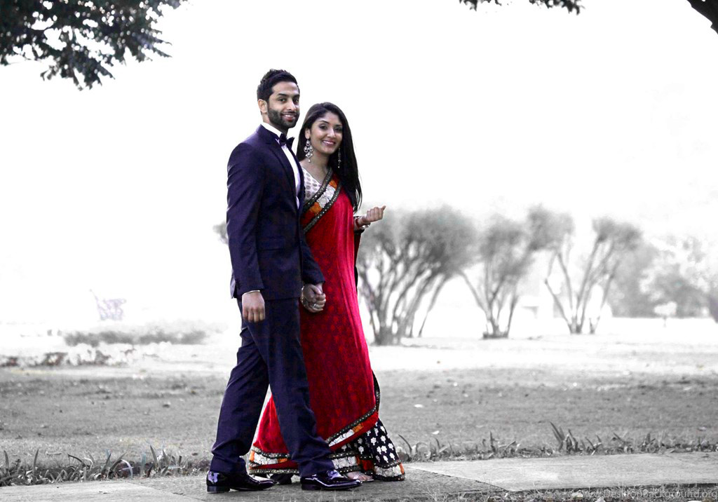 Sweet Cute Punjabi Wedding Lover Love Couple Photo Wallpaper Pictures Free HD