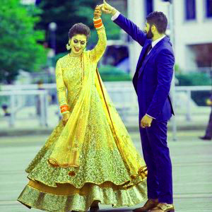 Sweet Cute Punjabi Wedding Lover Love Couple Wallpaper Pictures Images HD