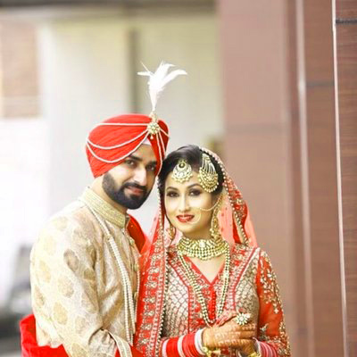 Sweet Cute Punjabi Wedding Lover Love Couple Pictures Images Photo Download