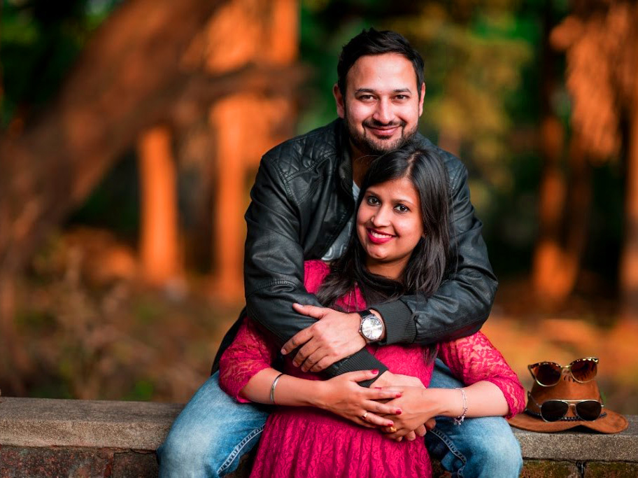 Sweet Cute Punjabi Wedding Lover Love Couple Pictures Images Photo HD