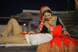 Sweet Cute Punjabi Wedding Lover Love Couple Wallpaper Pictures Images Free HD
