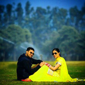 Sweet Cute Punjabi Wedding Lover Love Couple Images Photo Download HD