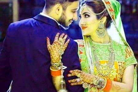 Sweet Cute Punjabi Wedding Lover Love Couple Pictures Images Download