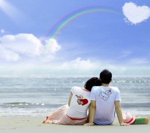 Sweet Cute Romantic Love Couple Photo Wallpaper Pictures HD