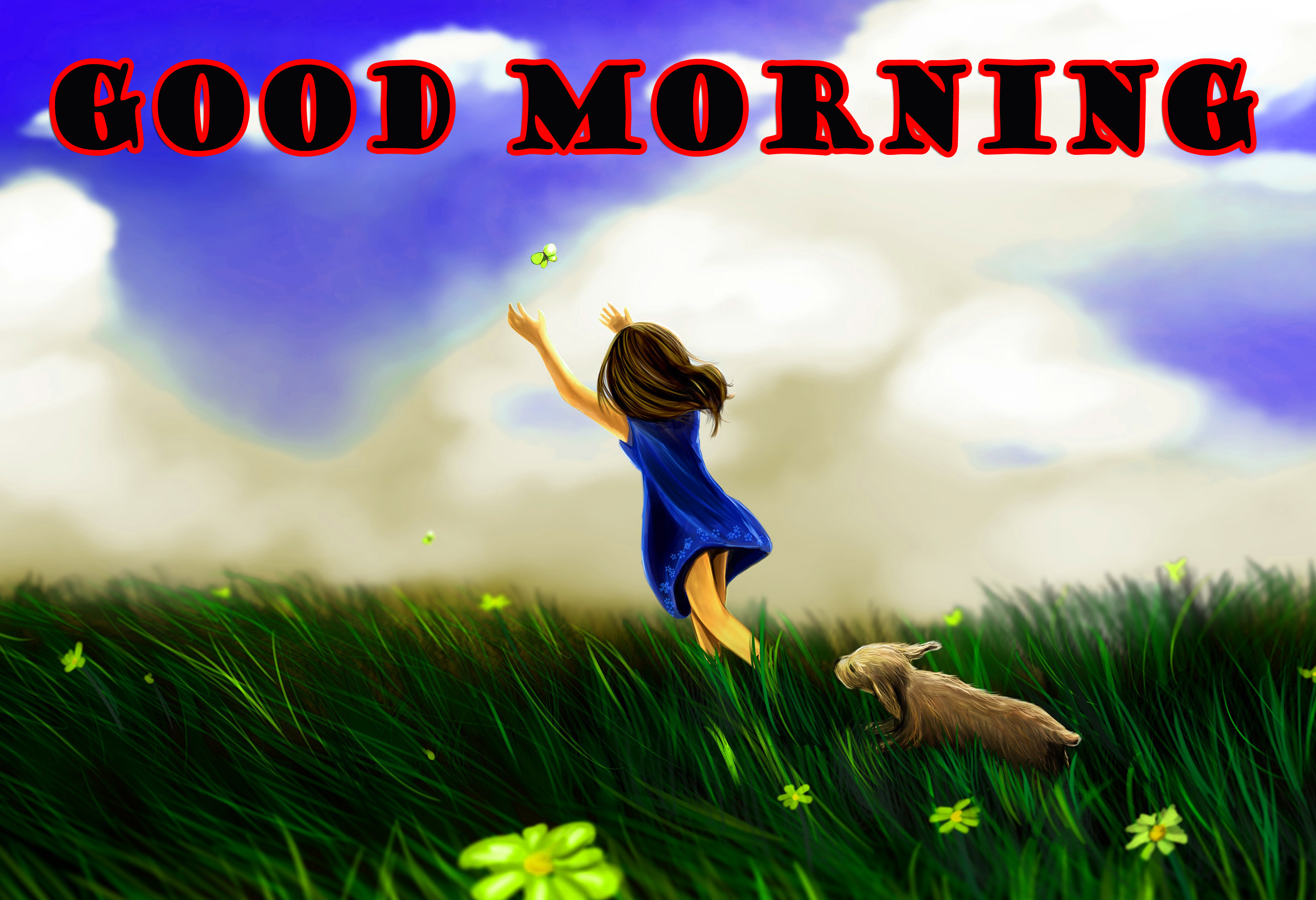 Special Wonderful Good Morning Wallpaper Photo Images Free HD
