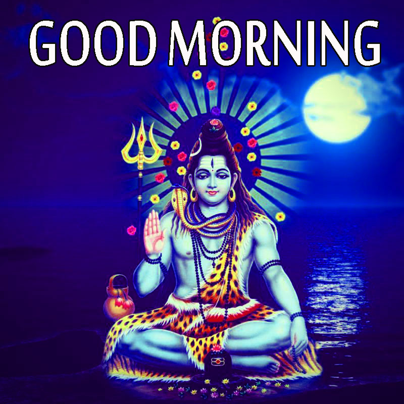 Hindu God Religious Good Morning Images Wallpaper Photo Pics Download
