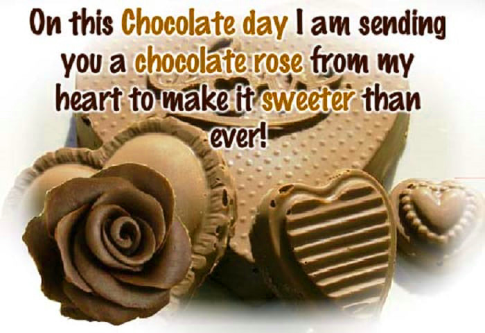 Happy Chocolate Day Images Photo Wallpaper Pictures Pics Free HD