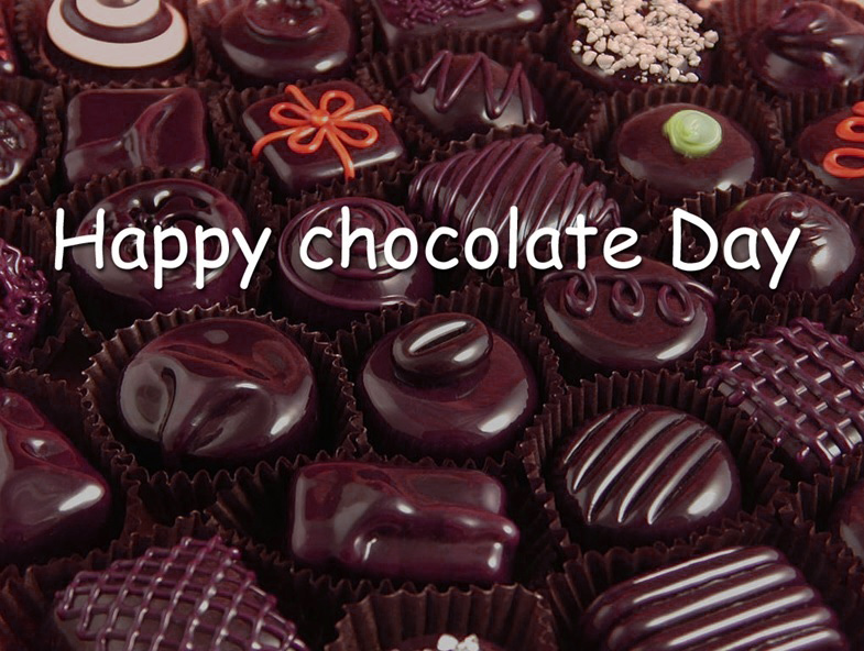 Happy Chocolate Day Images Photo Wallpaper Pictures Pics Free HD Download