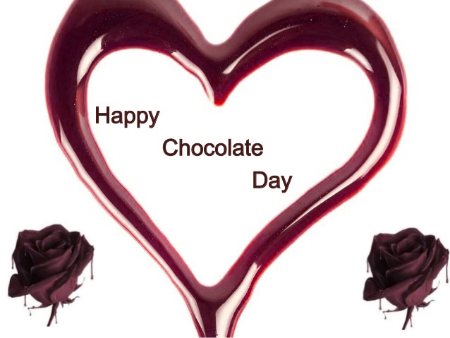 Happy Chocolate Day Images Photo Wallpaper Pictures Pics HD Download