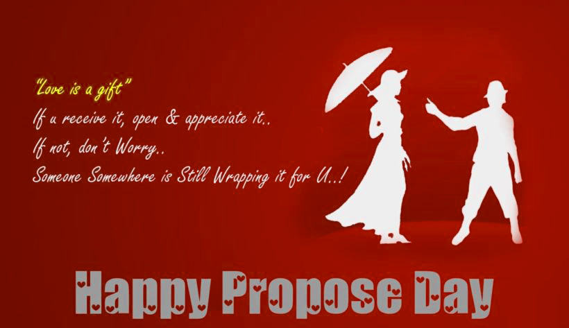 Propose Day Images Photo Pictures Pics Wallpaper Free HD For Whatsapp