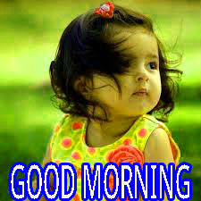 Good Morning Indian Cute baby Girls Boys images Pictures Photo HD