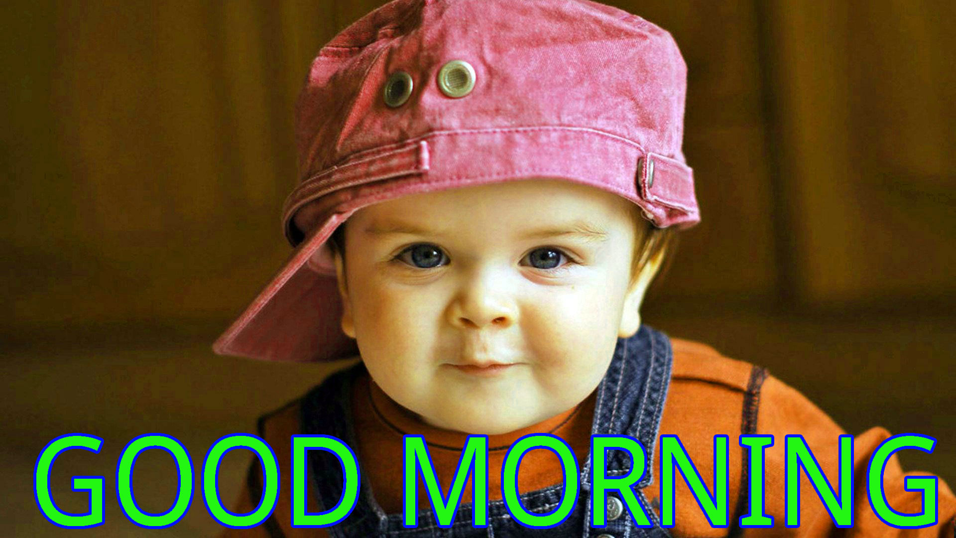 Good Morning Indian Cute baby Girls Boys images Pictures Pics HD For Whatsapp
