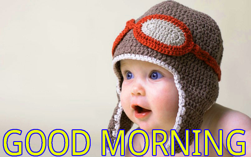 Good Morning Indian Cute baby Girls Boys images Pictures Pics HD