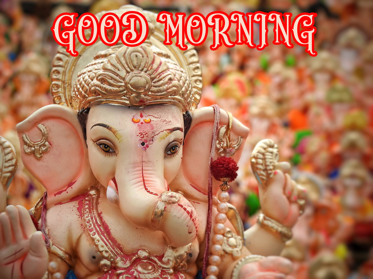 Hindi Quotes Ganesh Good Morning Images Wallpaper Pictures Photo pics Free Download