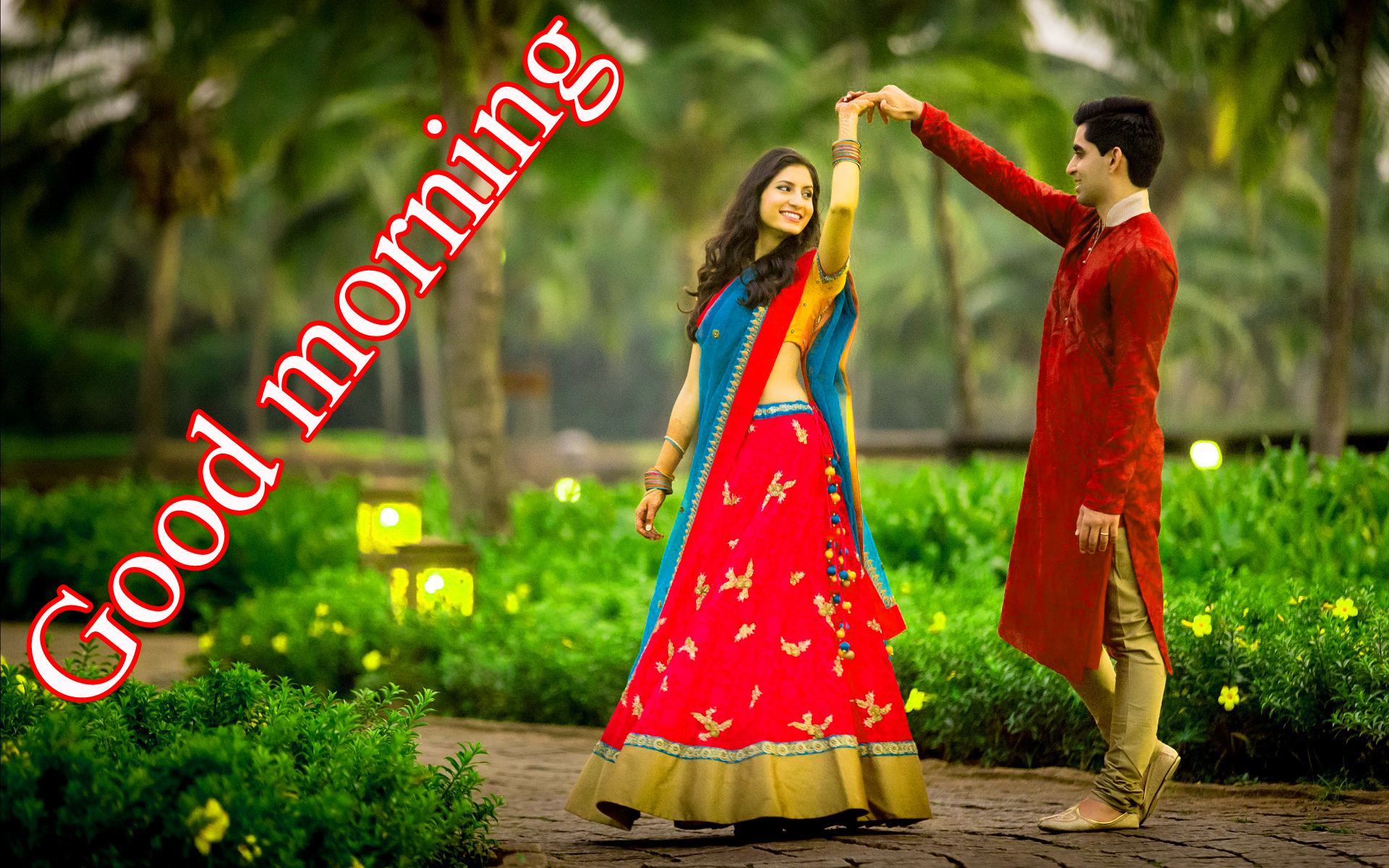 Romantic good morning Images Wallpaper Pictures Pics Download